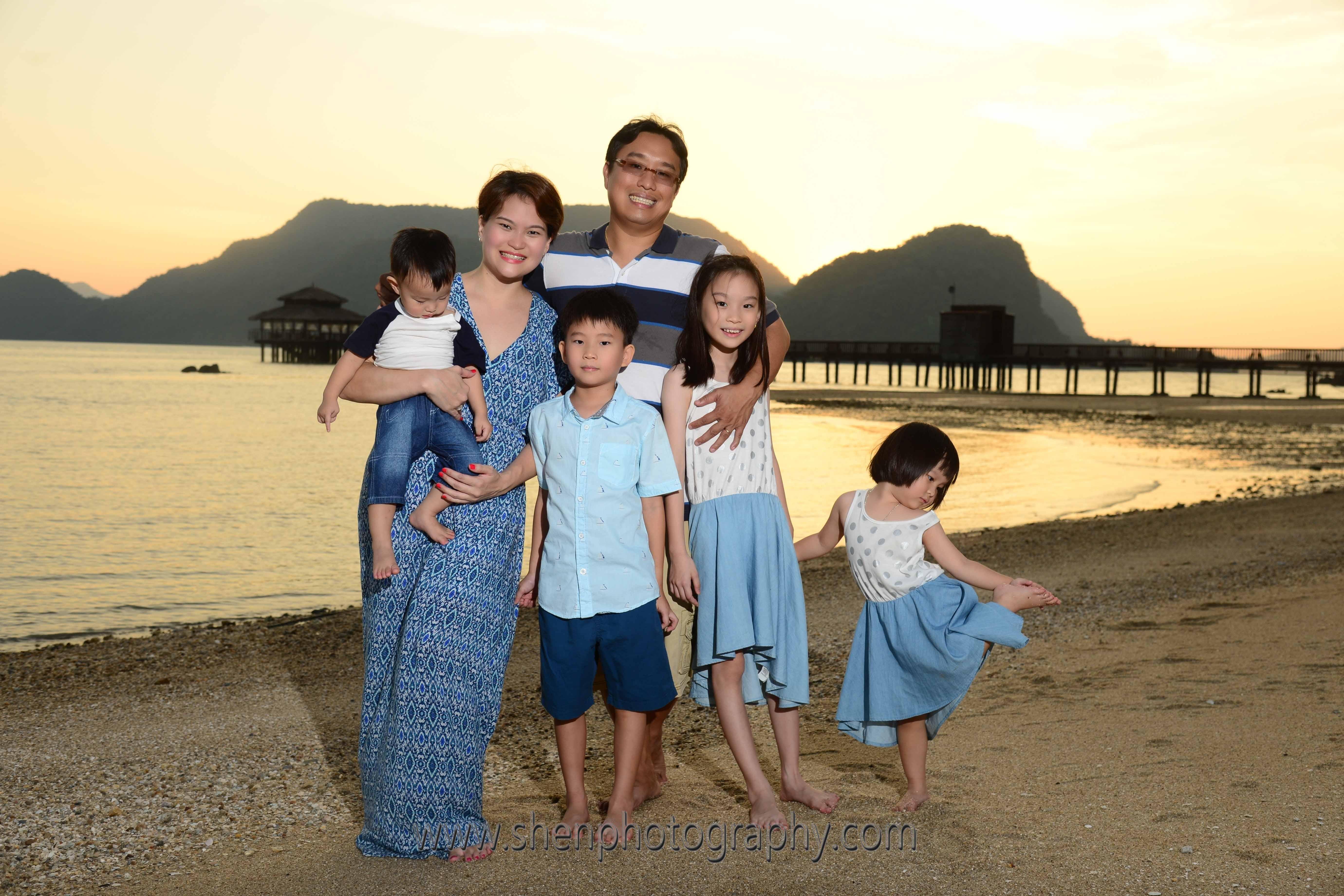 Jo Ann's family