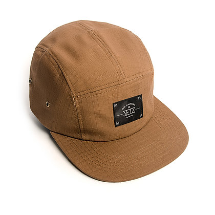 Brown Contrast 5 Panel