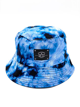 Tie Dye Bucket Reversible