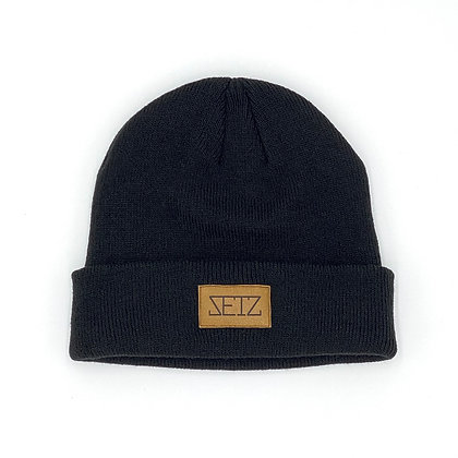 Beanie Leather