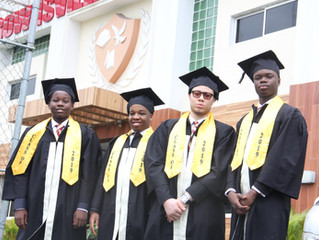 Graduation/Prize Giving Day 2019