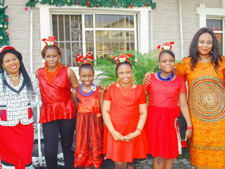 Brownsville College Ikoyi Christmas Party