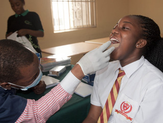 Free Dental Screening for Students and Staff