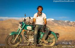 Mdern Motorcycle Diaries 1