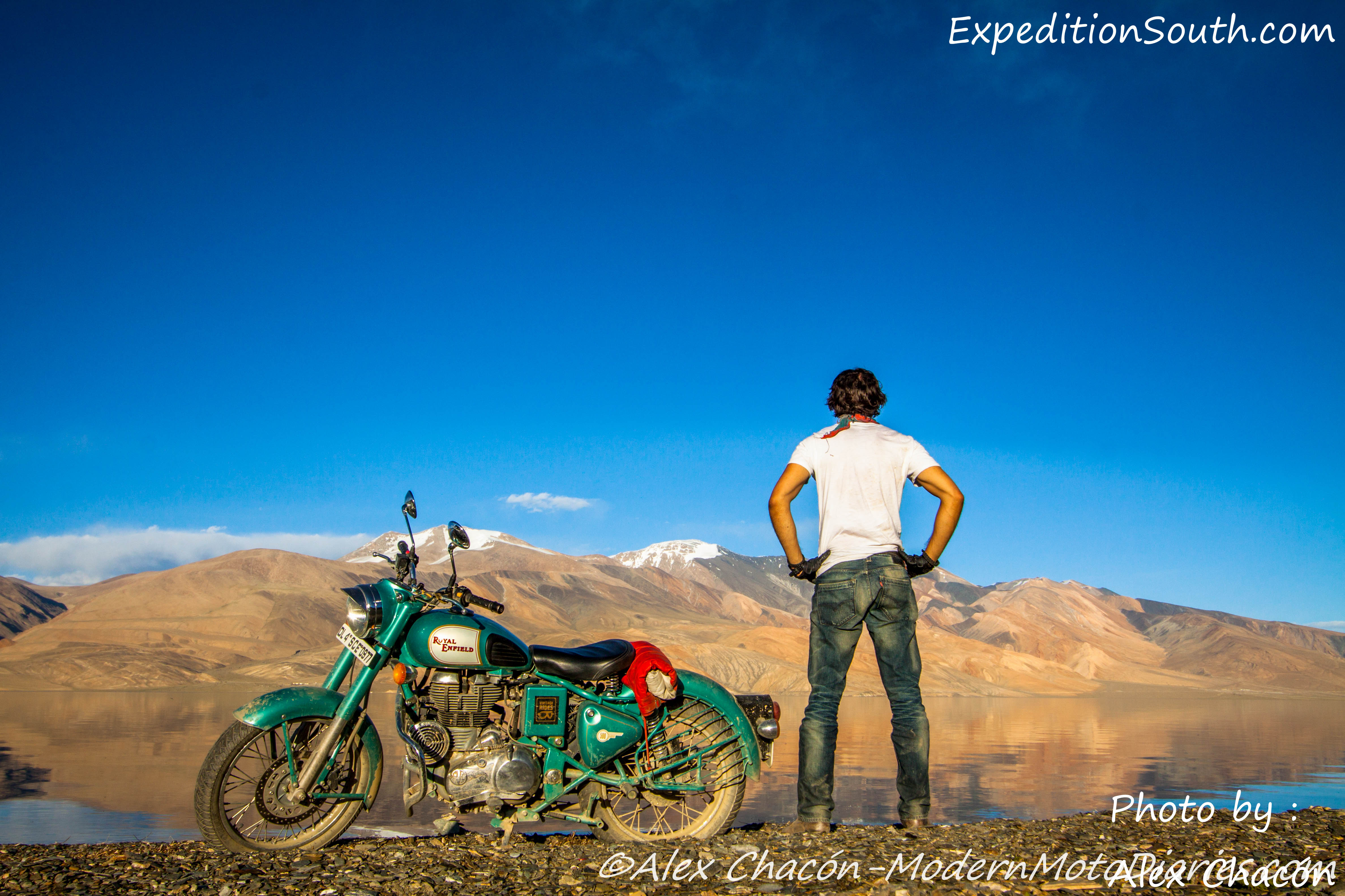 The Modern Motorcycle Diaries