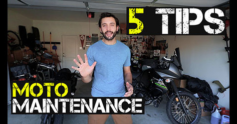 Daily Motorcycle Maintenance- What you need to know