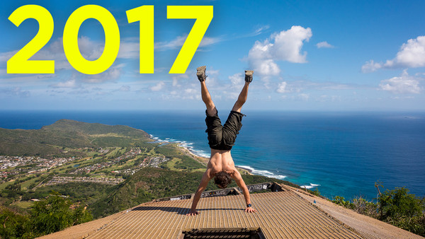 Best of 2017 - 1 Year of EPIC TRAVEL