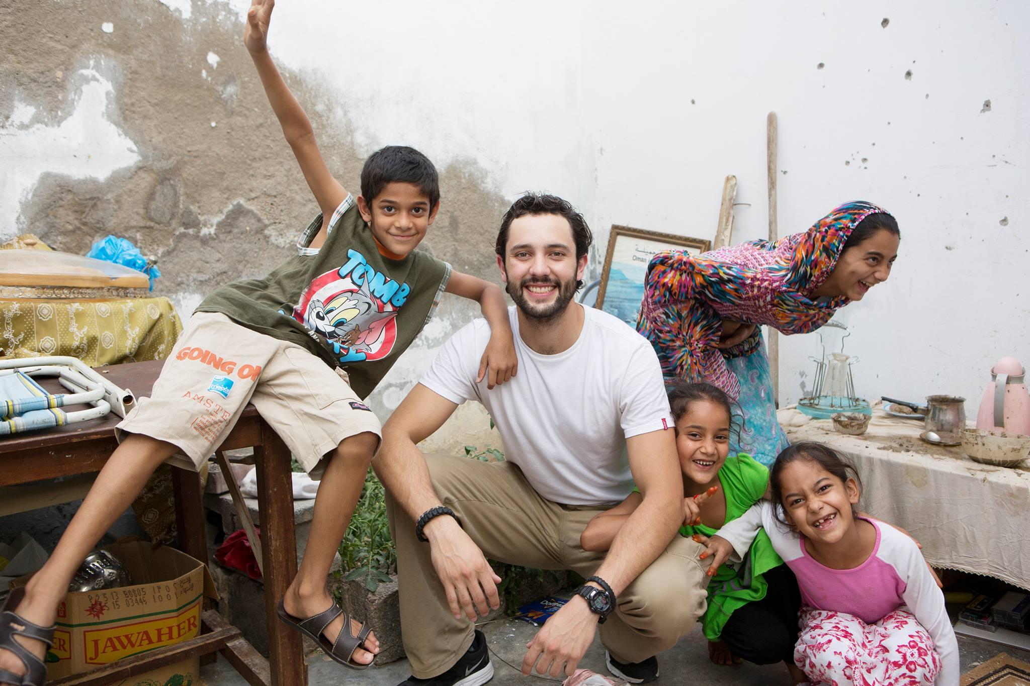 Oman Kids