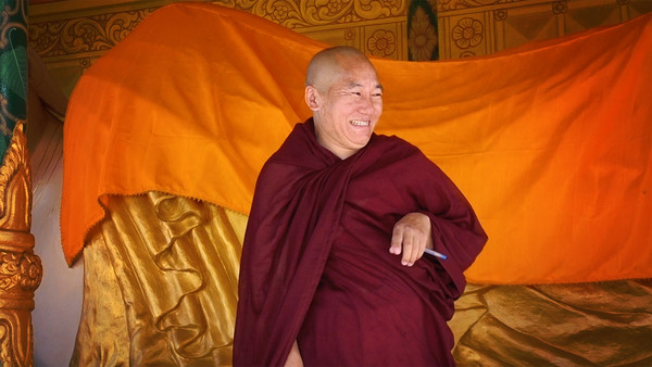The Happiest Monk in the World