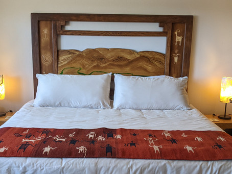 Canyon Room Bed Upgrade