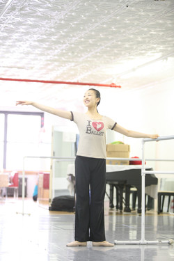 Hariyama Ballet - Mami Hariyama