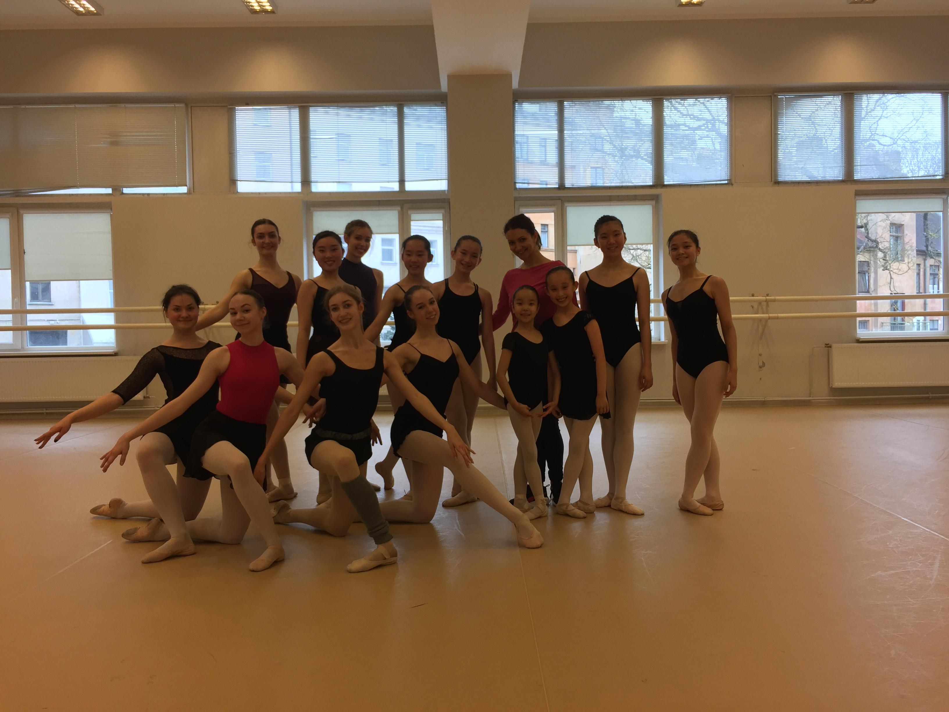Riga National Ballet School