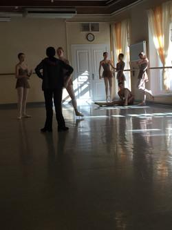 Vaganova Ballet Academy 2018