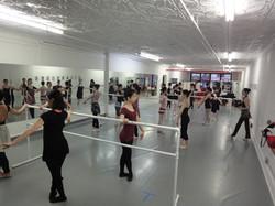 Hariyama Ballet Studio in New York