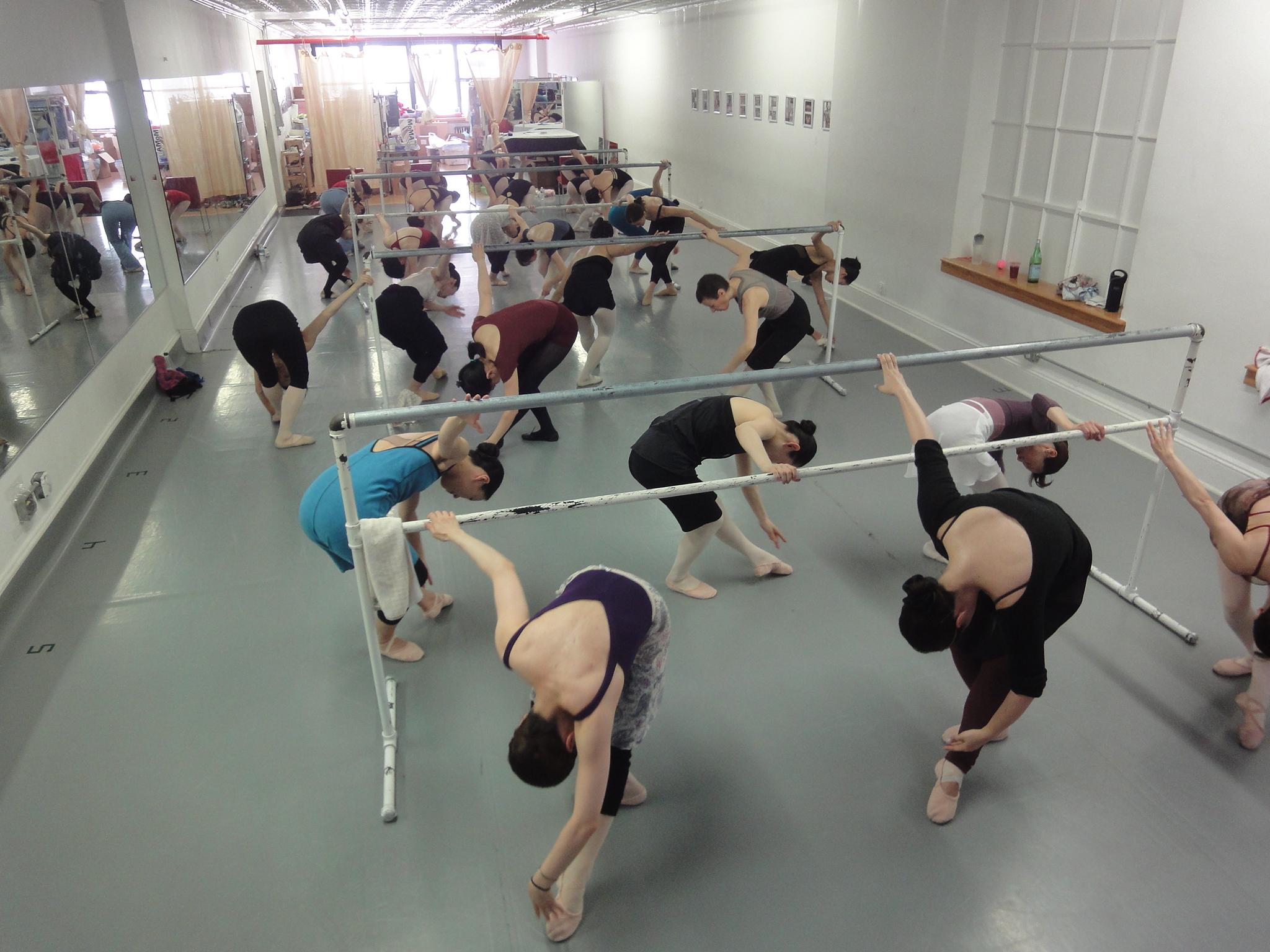 Open class-Hariyama Ballet adult
