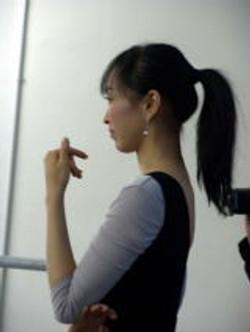 Mami Hariyama Ballet school