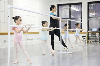 Hariyama Ballet New York Children