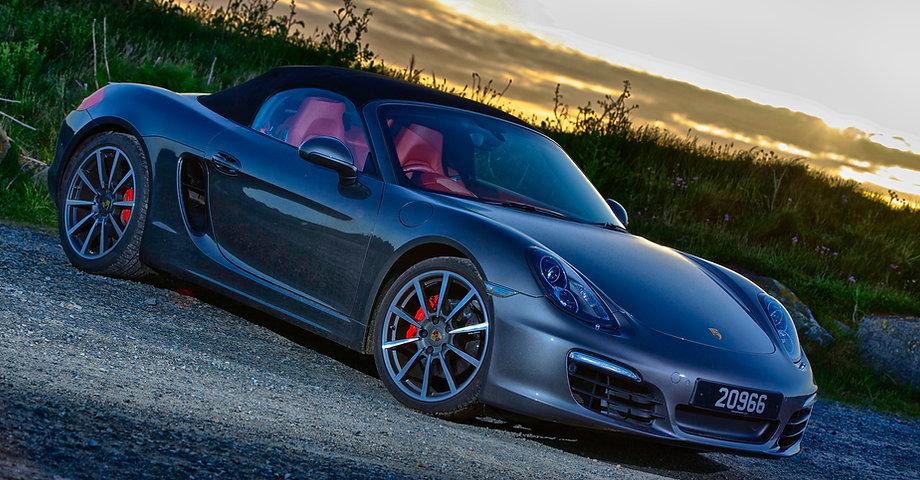 Porsche Boxster Guernsey Tuning Dealer