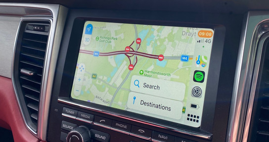 Navigation - Map View