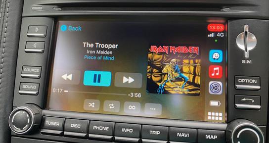 PCM3.0 - CarPlay Music