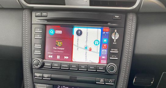 PCM3.0 - CarPlay Summary Screen