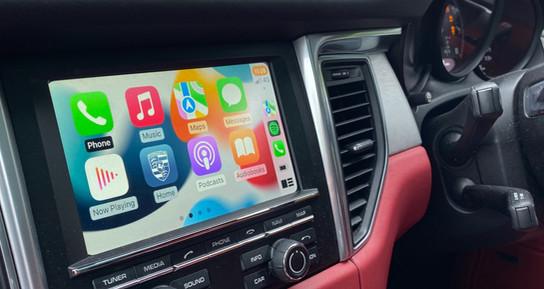 CarPlay - Main Screen