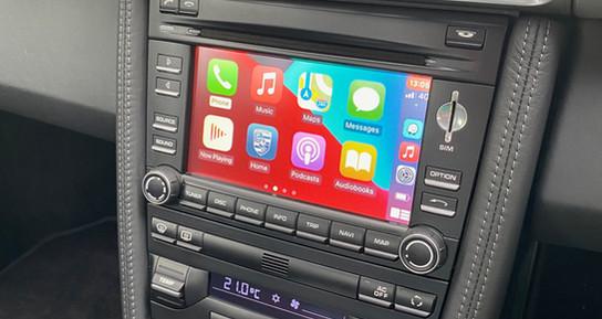 PCM3.0 - CarPlay Main Screen