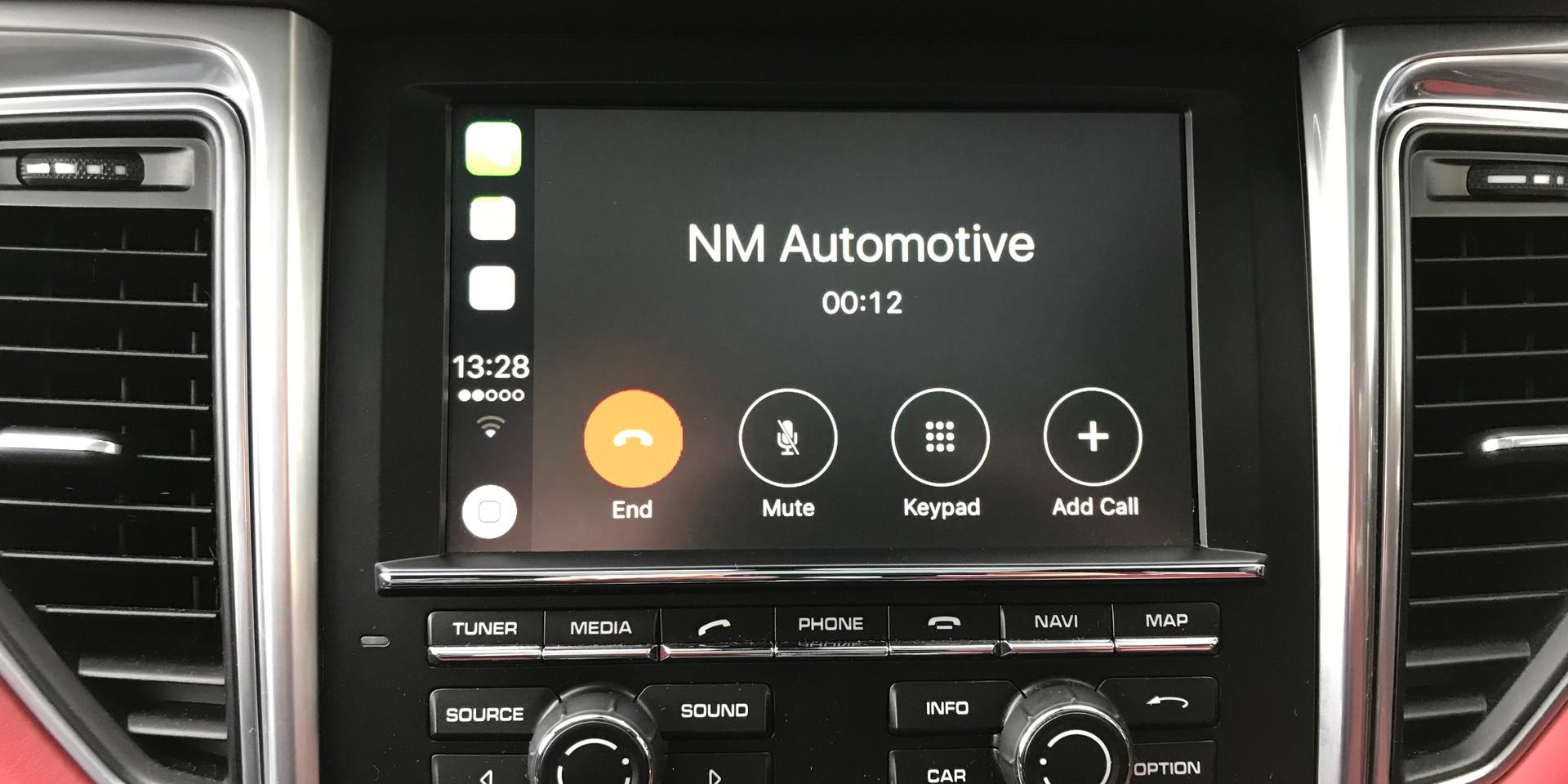 CarPlay Phone