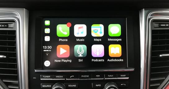 Porsche Carplay & AndroidAuto Retrofits