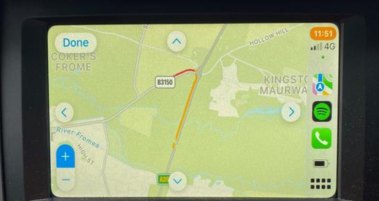 CarPlay - Apple Maps