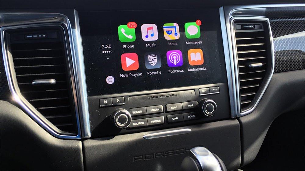 CarPlay PCM4 - 2