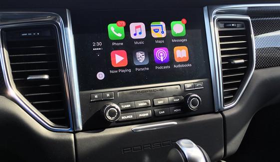 Porsche Carplay Androidauto Retrofits