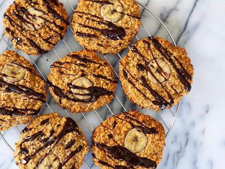 Biscuits à l'avoine protéinés