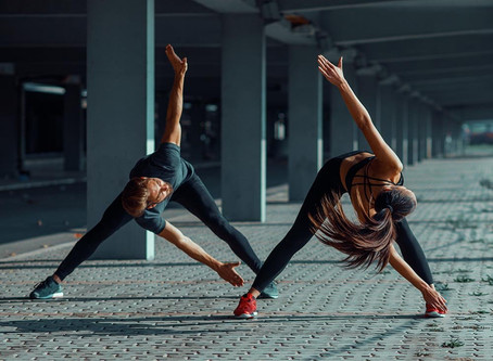 Séance de mobilité du corps