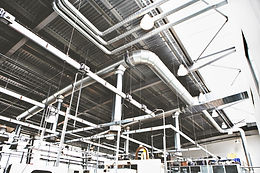Commercial Industrial type B gas