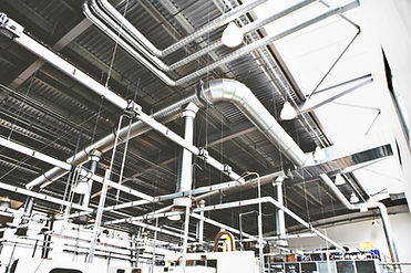 Commercial air ducts need to be cleaned to improve indoor air quality and worker production.