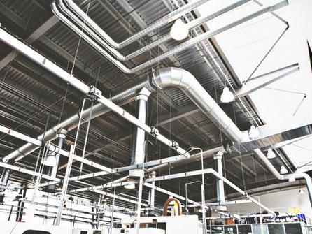Аэродинамический расчет систем вентиляции.