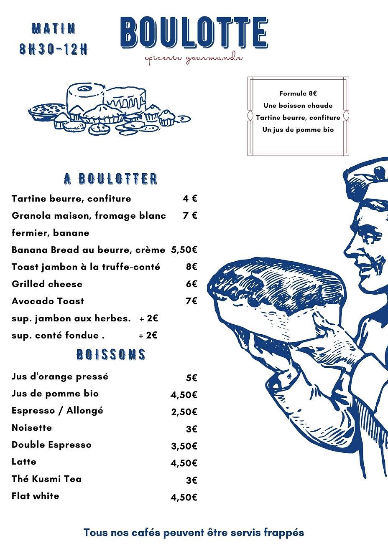 Jaune Blanc Points Boulangerie Garderie