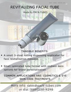 Revitalizing cosmetic tube Godaddy