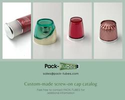 Custom made screw on cap