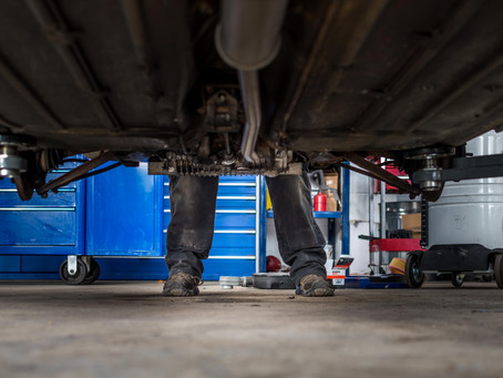 What Happens in a Full Car Service?