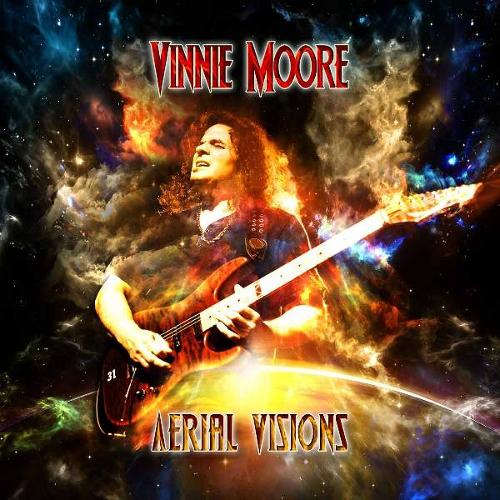 VINNIE MOORE-AERIAL VISIONS