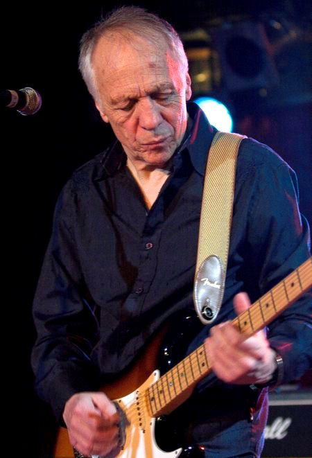 Robin Trower Interview