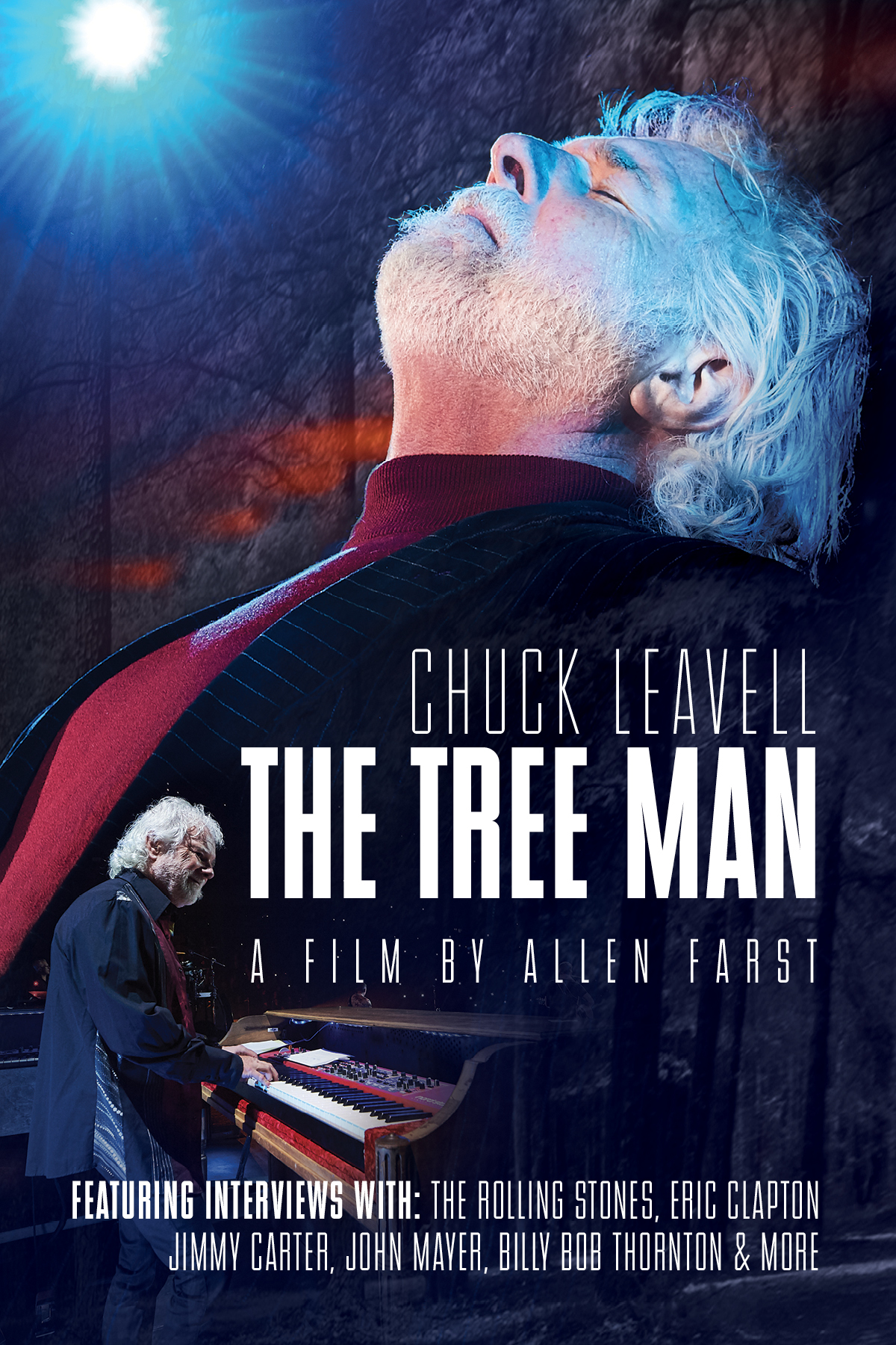 Chuck Leavell: The Tree Man Documentary
