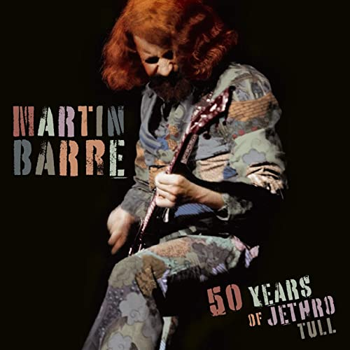 50 Years of Jethro Tull