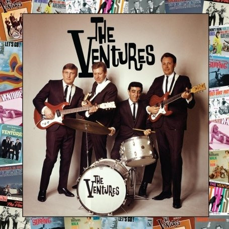 THE VENTURES: The Best Selling Instrumental Rock Band in Music History -Interview with Don Wilson