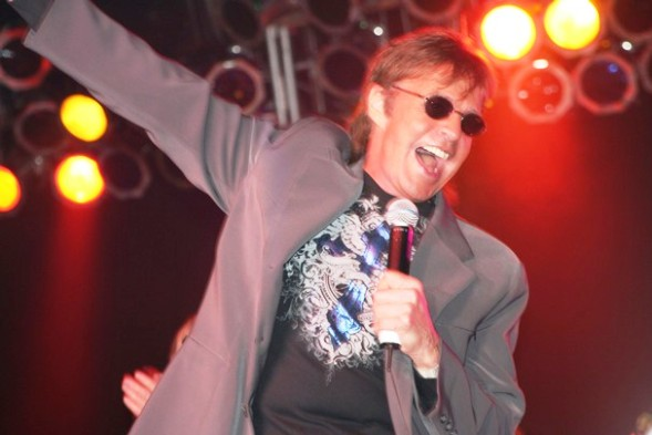 Mark Lindsay Interview