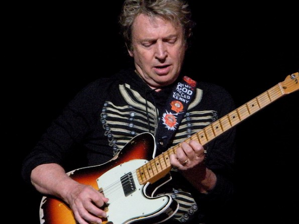 Andy Summers Interview