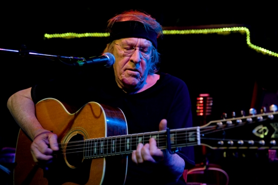 Paul Kantner Interview