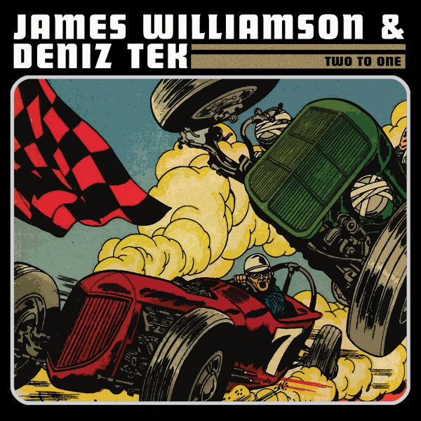 Two To One James Williamson & Deniz Tek
